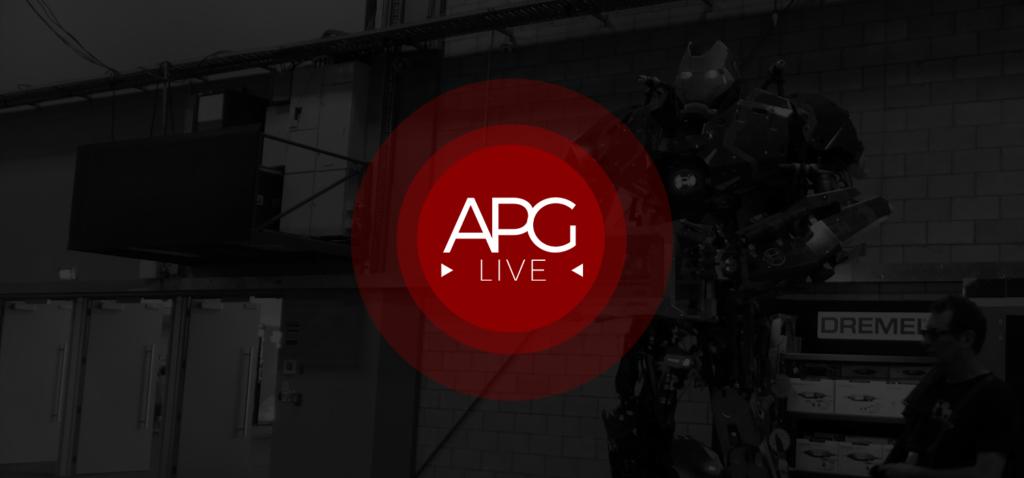 #APGLive Streams