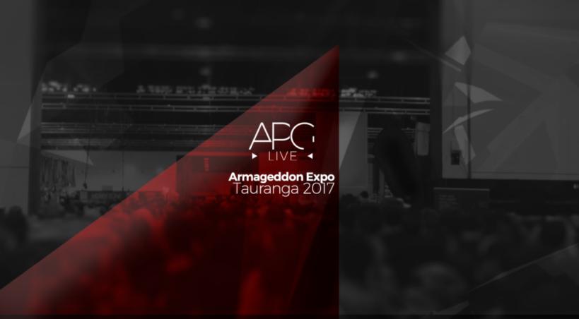 Armageddon Expo Tauranga PREVIEW!
