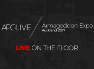 Armageddon Expo 2017 Auckland - Live Video Coverage
