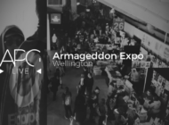 Armageddon Expo 2017 Wellington - Live Video Coverage