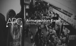 Armageddon Expo 2017 Wellington - Live Video Coverage