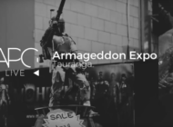 Armageddon Expo 2017 Tauranga - Live Video Coverage
