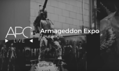 Armageddon Expo 2017 Tauranga - Live Video Coverage