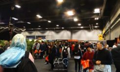 Armageddon Expo 2017 Auckland - Saturday On The Floor Pictures